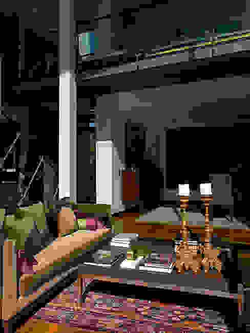 MORADIA BELAS Salas de estar modernas por Artica by CSS Moderno