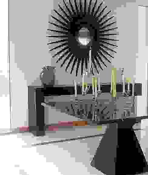 MORADIA SARILHOS GRANDES: Salas de jantar  por Artica by CSS,Moderno