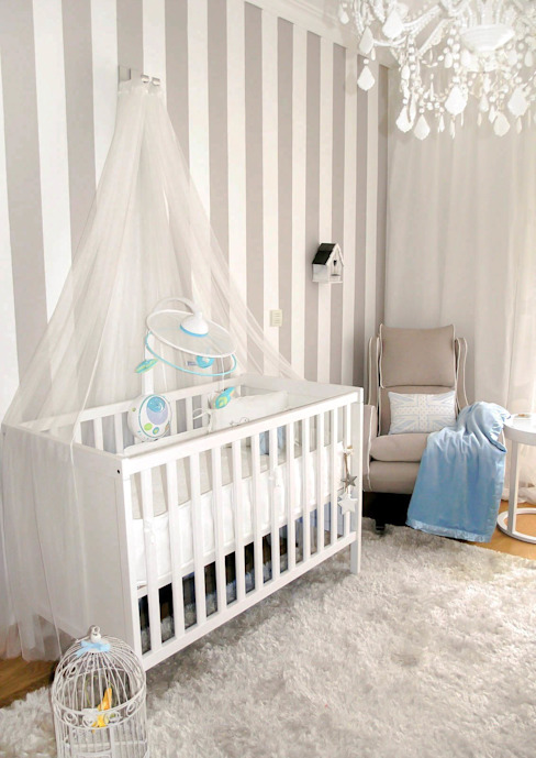 Nursery/kid's room by Andreia Alexandre Interior Styling, Modern