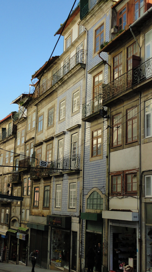 Rua da Assunção por Marta d'Alte Arquitetura Moderno