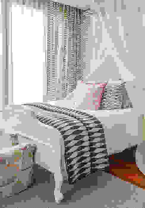 Sentosa Beach House Design Intervention Scandinavian style bedroom White