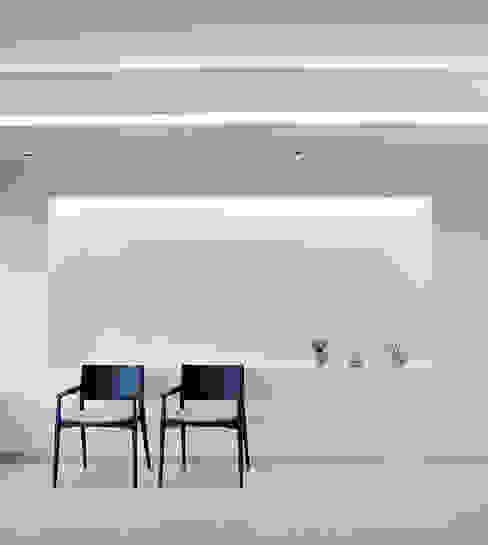 OCEANIA Salas de estilo moderno de Design Group Latinamerica Moderno
