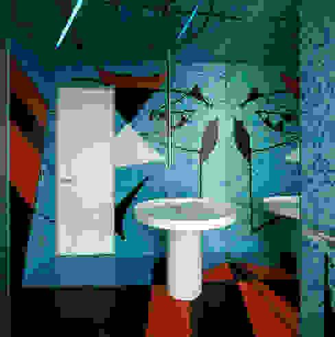 Baños modernos de Design Group Latinamerica Moderno