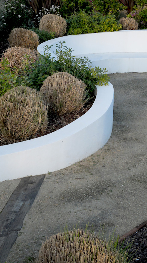 Atelier Jardins do Sul Jardines de estilo ecléctico