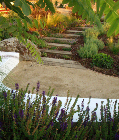 Garten von Atelier Jardins do Sul, Ausgefallen