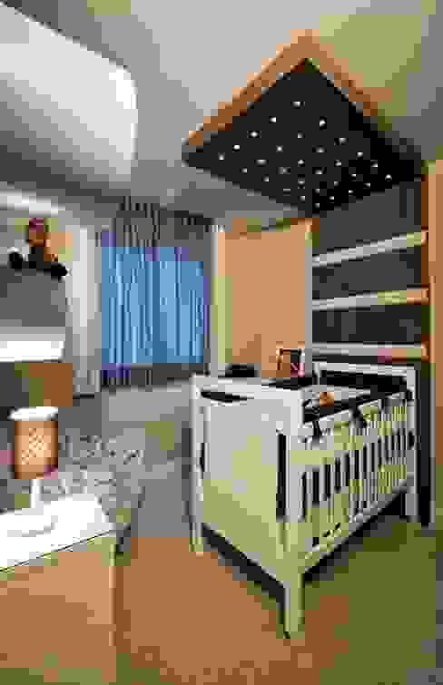 Projetos Residenciais Quarto infantil moderno por Priscila Gabrielly Designer de Interiores Moderno