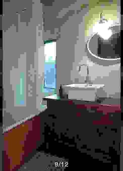 Ванная комната в стиле модерн от Eco House Turkey Saman - Kerpic Ev Модерн