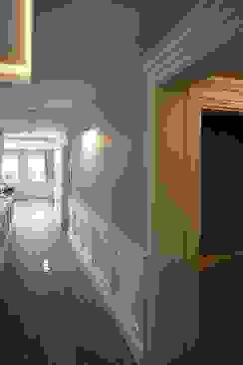 Ankara Villa Modern Koridor, Hol & Merdivenler RETA Architecture-Interior-Industrial Design Modern