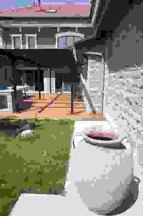 Ankara Villa Modern Bahçe RETA Architecture-Interior-Industrial Design Modern