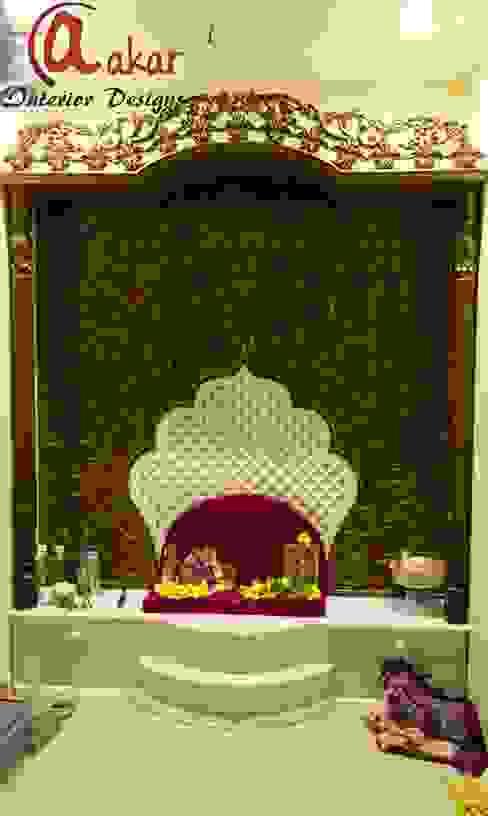 Mr. Chandak's Duplex Apartment: modern  by ESHA GARG : Interior Designer,Modern