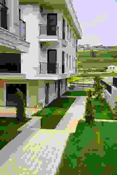 Projekty,  Domy zaprojektowane przez GETSA Mimarlık,
