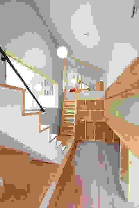 Estudios y despachos de estilo  de 주택설계전문 디자인그룹 홈스타일토토, Moderno