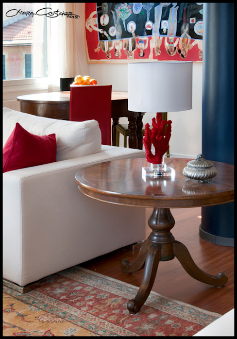 Studio Messori Modern living room