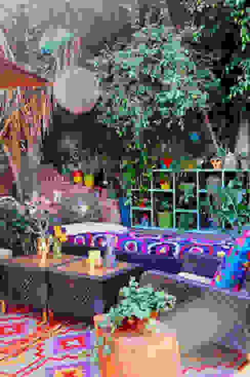Modern Terrace by srisutath Modern