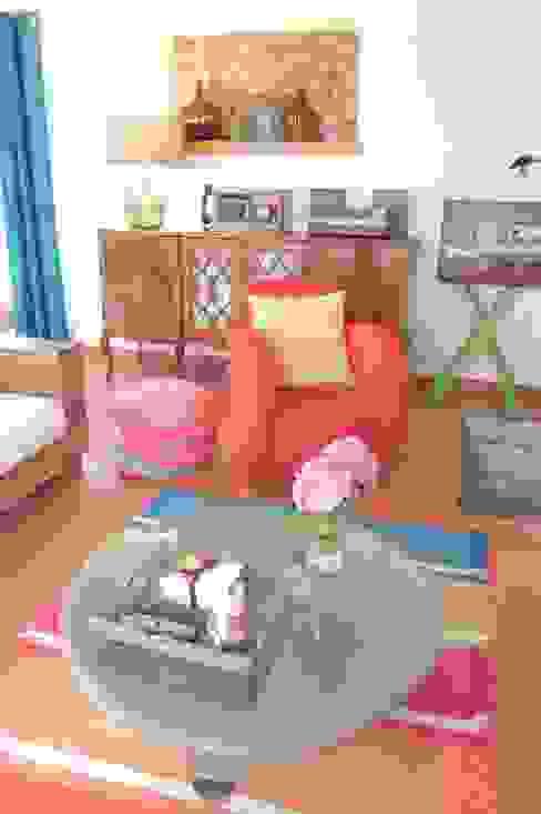 Wohnzimmer im Landhausstil von maria inês home style Landhaus