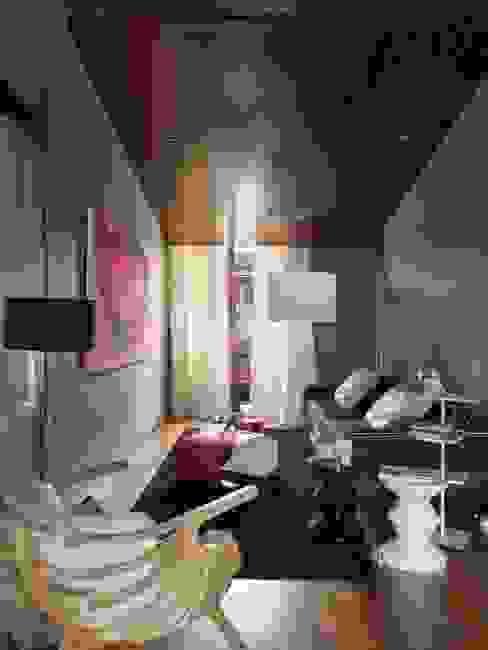 Salas modernas de SA&V - SAARANHA&VASCONCELOS Moderno