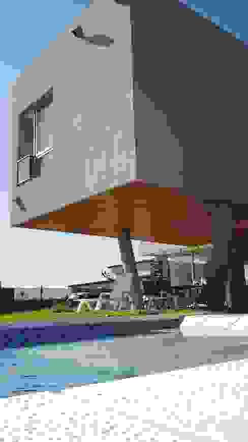 Maisons modernes par homify Moderne Briques