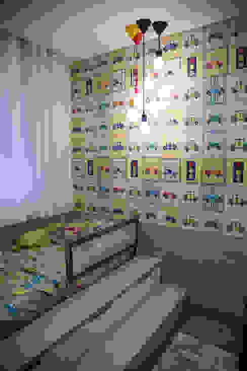 Apto 92m² Quarto infantil clássico por Andressa Saavedra Projetos e Detalhes Clássico