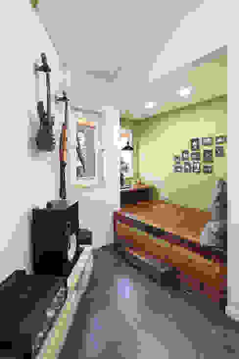 Phòng học/văn phòng phong cách hiện đại bởi 주택설계전문 디자인그룹 홈스타일토토 Hiện đại