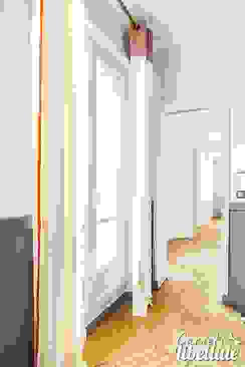 Rideaux sur mesure Carnets Libellule Salon moderne
