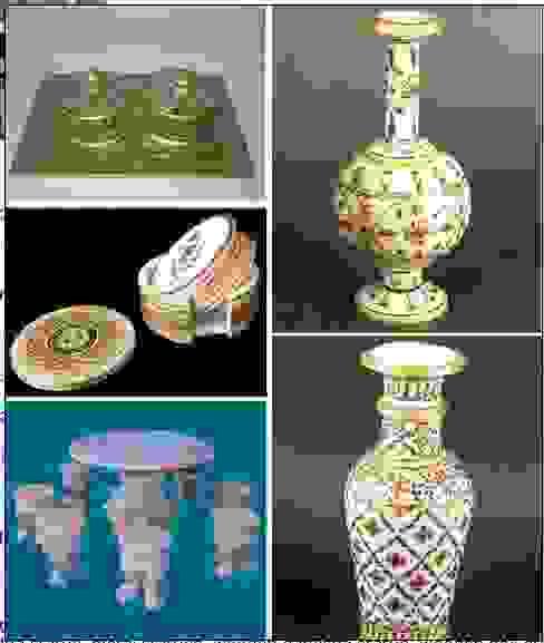Decorative Items: asian  by Vinod Murti Museum,Asian Marble