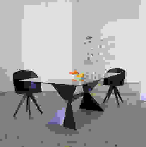 Mobilier design Art D.D.C Salle à mangerTables Métal Noir