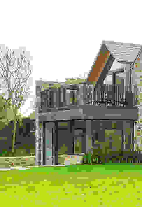 La Cherterie Modern houses by CCD Architects Modern