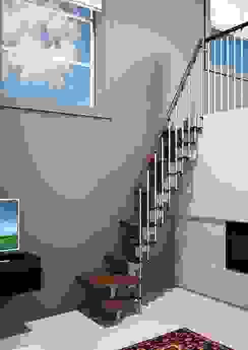 Compacta para solucionar problemas de espacio de Rintal Moderno Madera maciza Multicolor