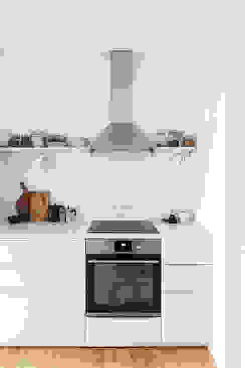 Remodelação de apartamento Architect Your Home Cozinhas modernas
