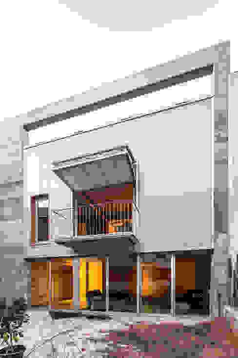 SAU-MIGDIA-HOUSE Nowoczesne domy od Andres Flajszer Photography Nowoczesny