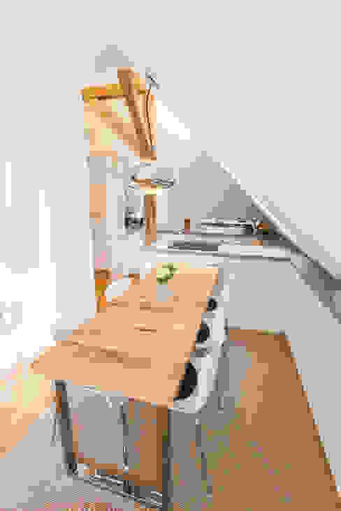 Küche Moderne Küchen von Fang Interior Design Modern