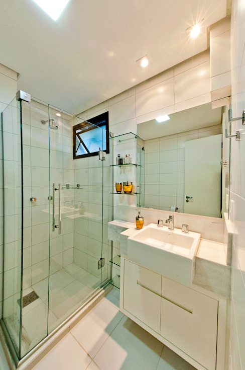 banheiro por homify Eclético