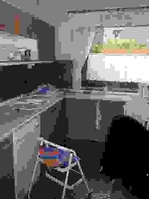 Küche vorher Moderne Küchen von Grandi+Lutze Modern