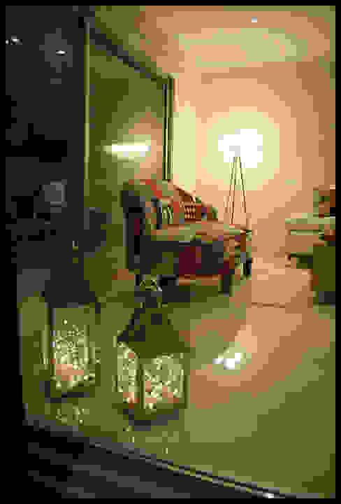 Living - Detalles : Livings de estilo  por Diseñadora Lucia Casanova,Ecléctico