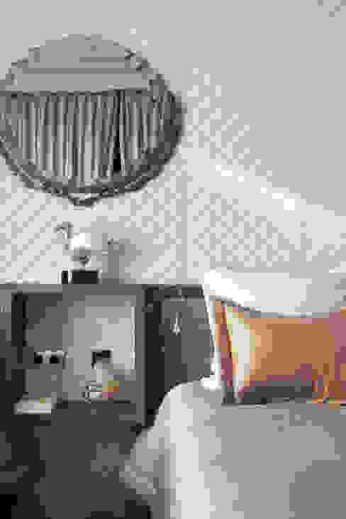 Спальни в . Автор – Concrete LCDA