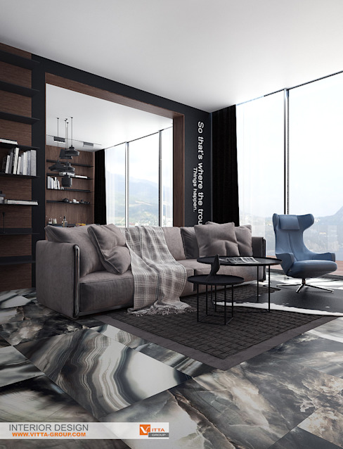 homify Living room