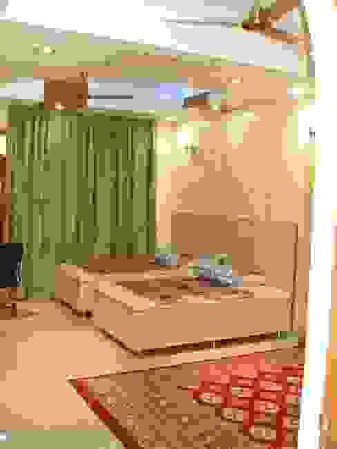 Interior Projects Modern style bedroom by Architect Harish Tripathi & Associates Modern