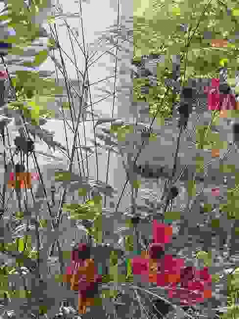 Vườn theo Carla Wilhelm, Hiện đại