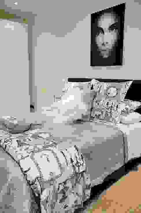 غرفة نوم تنفيذ Loredana Vingelli Home Decor,