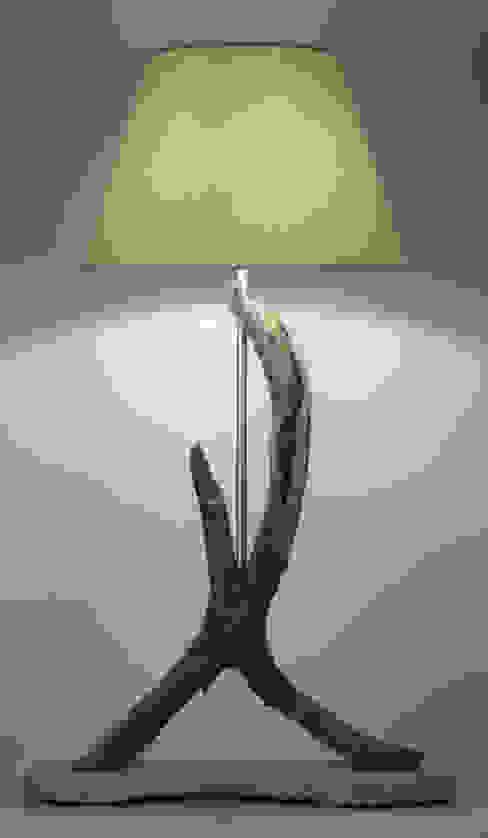 от Meister Lampe Средиземноморский Дерево Эффект древесины
