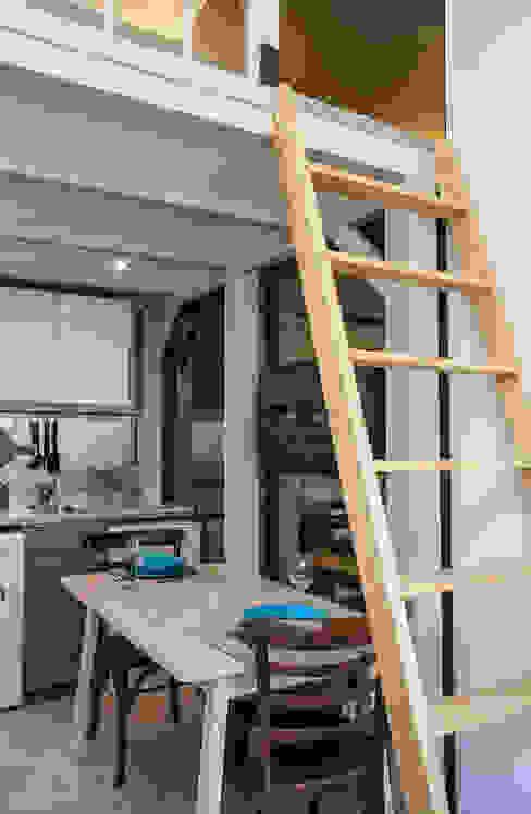 Kitchen Salas de jantar modernas por Architecture Tote Ser Moderno