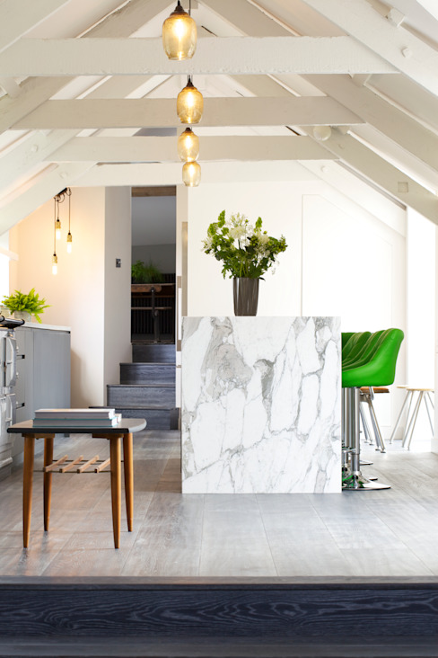 The Marble Kitchen by Papilio Modern