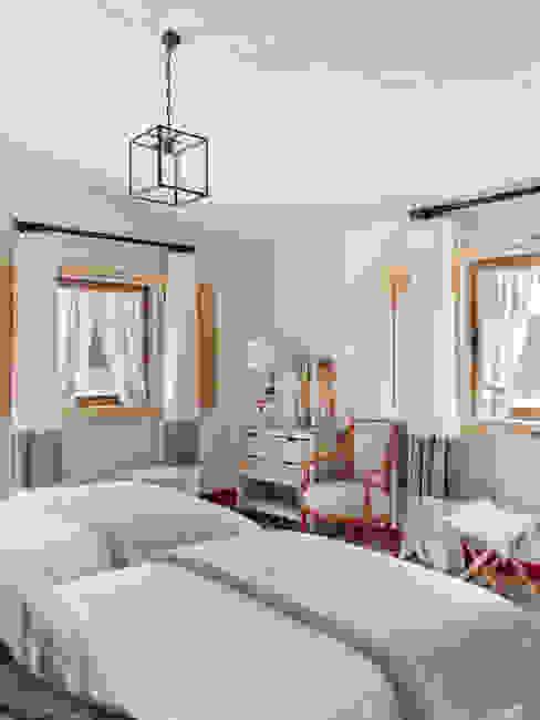 SA&V - SAARANHA&VASCONCELOS의  침실