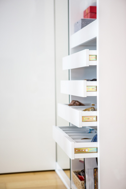 Cássia Lignéa 臥室衣櫥與衣櫃
