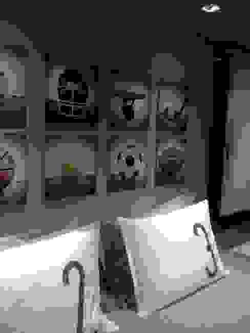 Chambre d'enfant moderne par FEF Arquitectas Moderne