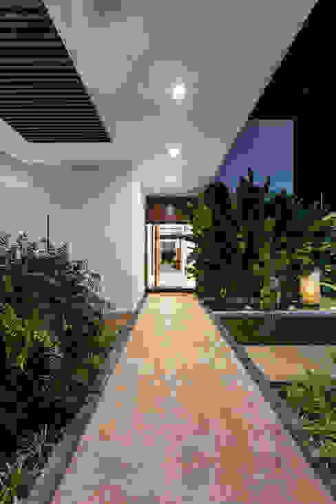Maisons de style  par P11 ARQUITECTOS, Moderne