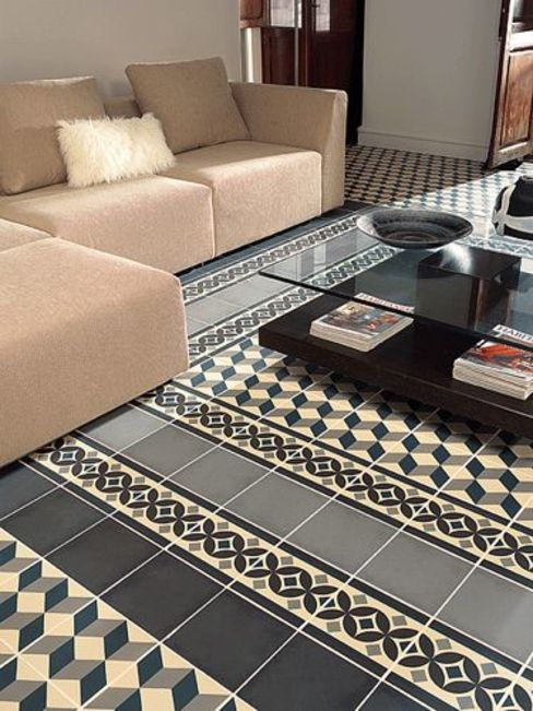 Walls & flooring by Mosaic del Sur,