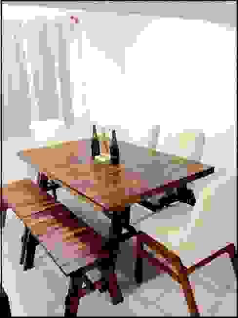 Gonmar Diseño y Mobiliario Dining roomTables Solid Wood