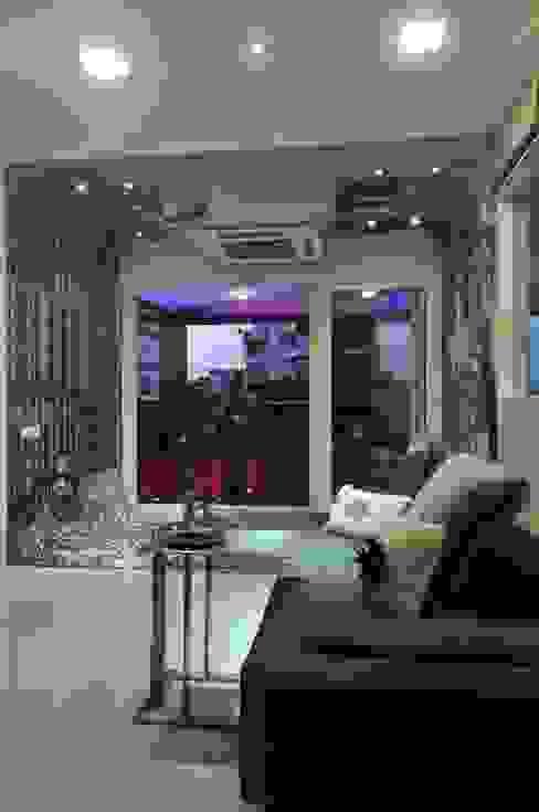 Salas multimedia de estilo  por Mybeautifulife, Moderno