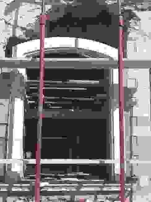 Encadrement d'ouverture Maisons méditerranéennes par BATIR AU NATUREL Méditerranéen Pierre